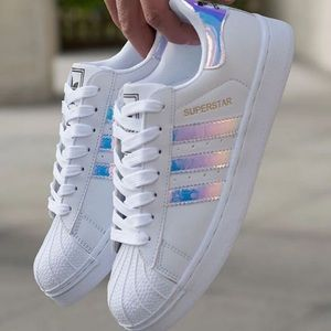 Deals for Holographic Superstars Adidas